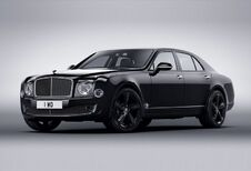 Bentley Mulsanne Speed Beluga Edition : tout en noir
