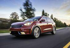 Kia Niro: hybride stads-SUV
