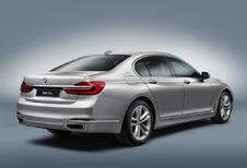 BMW 740e iPerformance belooft 49 gram