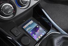 Ook draadloos telefoon opladen in Opel Adam