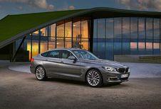 BMW Série 3 Gran Turismo : quelques changements #1