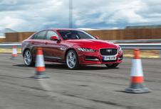 Jaguar en Land Rover demonstreren nieuwe veiligheidstechnologie (2) #1