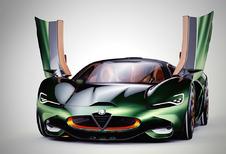 Alfa Romeo Furia maakt comeback