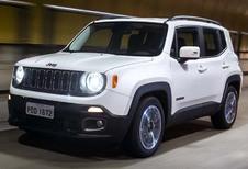 Jeep rappelle des milliers de Renegade et de Cherokee #1