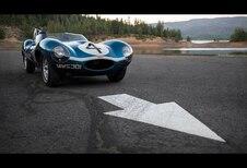 19 millions pour une Jaguar Type D