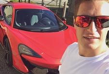 Laat je vanavond voeren door Stoffel Vandoorne in een McLaren