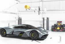 Aston Martin AM-RB 001: atmosferische V12 en hybride #1