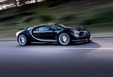 Bugatti Chiron: binnenkort een hybride? #1