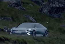 Citroën CXperience: in bewegend beeld