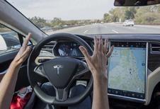 Tesla Autopilot: nog zelfstandiger