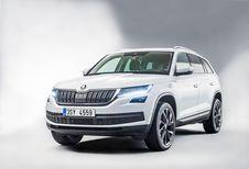 Škoda Kodiaq : toutes les infos