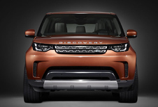 Land Rover toont nieuwe Discovery