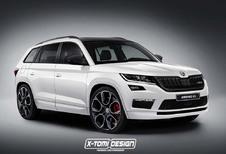 Skoda Kodiaq : aussi en version sportive RS ?