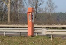 Fin des bornes orange en Flandre