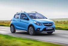 Opel Karl Rocks : baroudeuse d'entrée de gamme