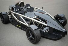 Ariel Aero-P Atom : aérodynamique et hybride