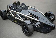 Ariel Aero-P Atom: aerodynamisch en hybride