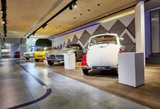 Tentoonstelling 100 jaar BMW in Brand Store Brussel