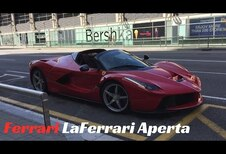 Vidéo - LaFerrari Aperta officieusement dévoilée