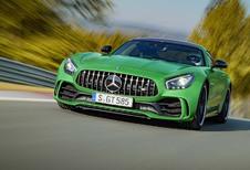 Mercedes-AMG GT-R: nieuwe koning van de Nürburgring?