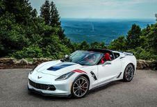 Chevrolet Corvette Grand Sport : elle arrive