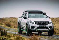 Nissan Navara EnGuard: reddingsvoertuig
