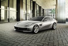 Ferrari GTC4 Lusso T avec V8 de California T