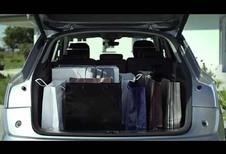 Toekomstige Audi Q5: zijn koffer