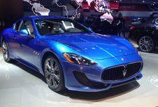 Maserati GranTurismo : du nouveau en 2018