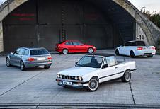 Fotospecial - vergeten BMW M3-varianten
