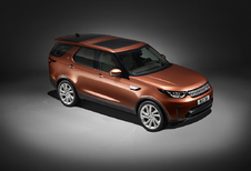Land Rover Discovery : Chiquer dan ooit