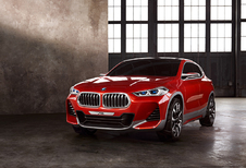BMW X2: als prototype in Parijs