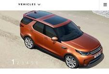 Land Rover Discovery : Premières images en fuite