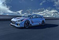 Hyundai RN30 : concept à l'ADN sportif