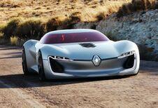 Renault Trezor : nouveau plan de travail