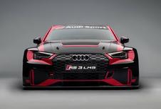 Audi RS 3 Sedan krijgt LMS-raceversie