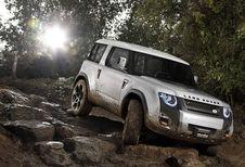 Land Rover : premières sorties confirmées pour le Defender