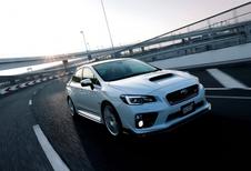 Subaru WRX S4 tS : au Japon uniquement