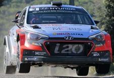 WRC: Thierry Neuville blijft bij Hyundai