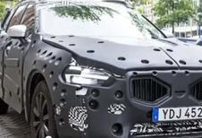 Volvo XC60 : En développement
