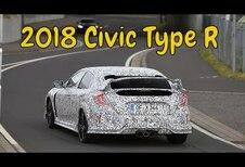 Honda Civic Type R: volgende generatie jaagt al op records