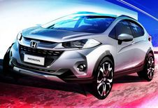 Honda WR-V: Zuid-Amerikaanse SUV