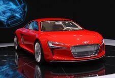 Audi: e-Tron wordt officiële benaming van uitstootvrije voertuigen