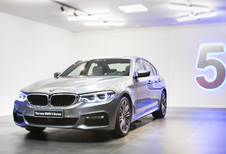 VIDEO: oog in oog met de nieuwe BMW 5 Reeks