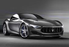 Maserati Alfieri : Pas pour tout de suite !