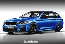 Aftellen naar de BMW 5 GT, de 5 Touring en de M5