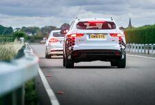 Ford en Jaguar Land Rover: onderling verbonden