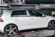 Volkswagen Golf: de facelift is op komst