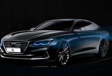 Hyundai Grandeur: nieuwe generatie in Zuid-Korea