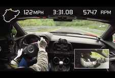 La Chevrolet Camaro ZL1 survole le Ring !